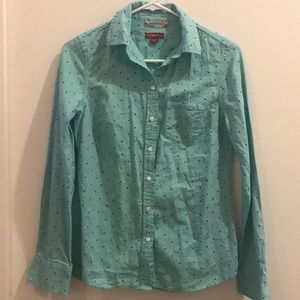 Merona Xs botton up shirt